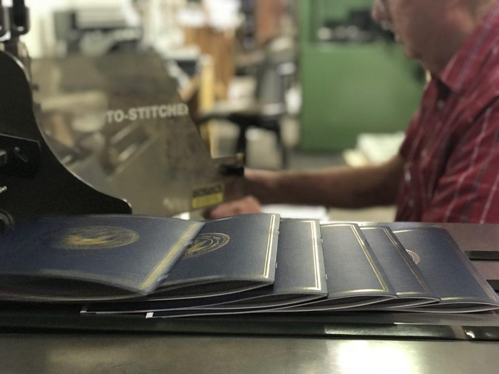Custom Book Printing and Custom Book Binding